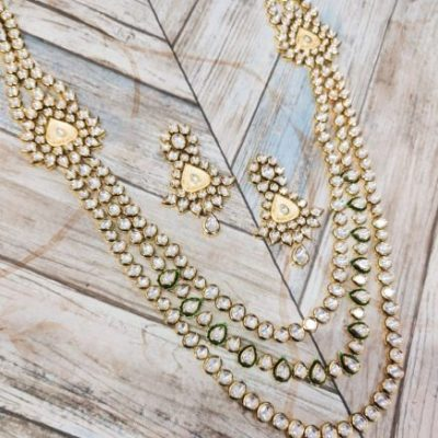 KUNDAN 3 LAYER PREMIUM LONG SET