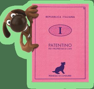 Risultato immagini per patentino cani pericolosi