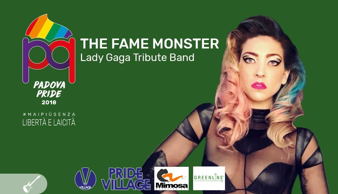 Lady Gaga Tribute Band
