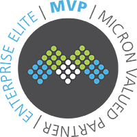 Micron Valued Partner Enterprise Elite MVP