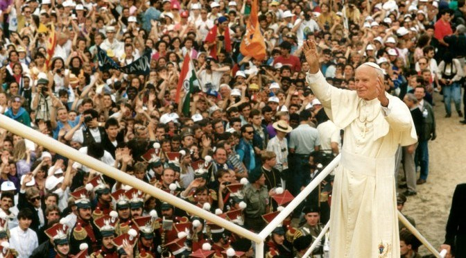 1992 World Youth Day in Czestochowa