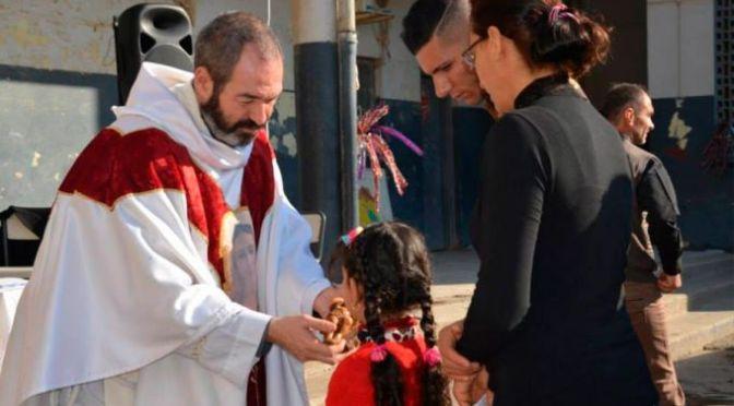 misionero Irak