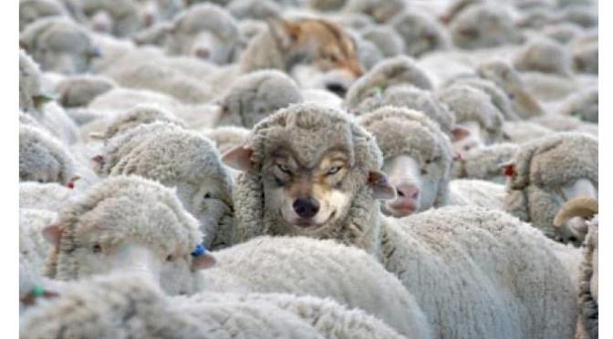 malos pastores