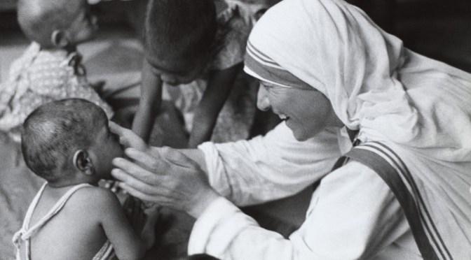 Dios es alegría infinita. La caridad con el prójimo.