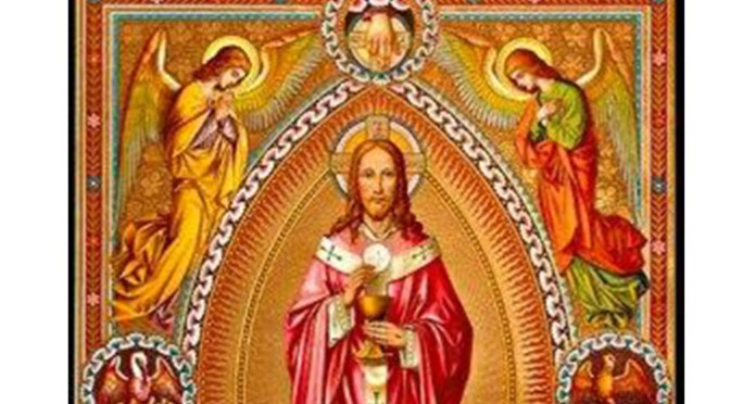 El Sacerdocio de Jesucristo