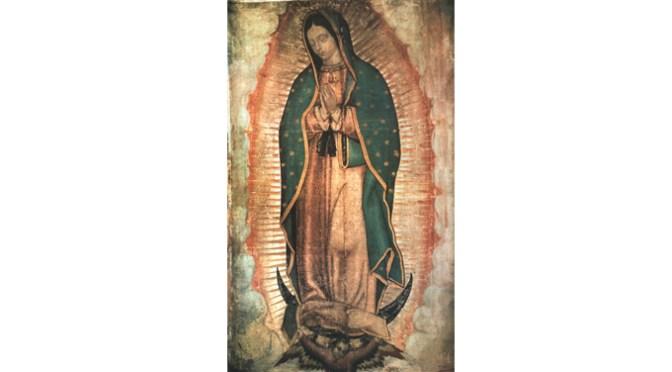 La Virgen de Guadalupe – La imagen I
