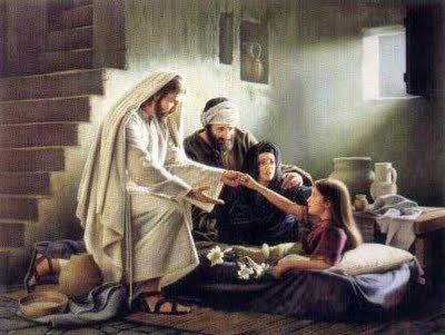 Resultado de imagem para milagres de jesus