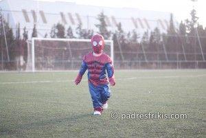 Disfraz Spiderman para niños