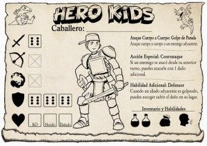 Hero Kids ficha