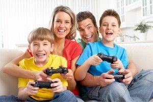 familia-videojuegos