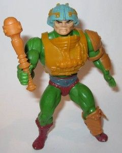 Man-at-arms de los Masters del Universo