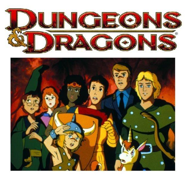 Dragones y Mazmorras (1983-1985) (Serie de TV)Latino [GoogleDrive] SilvestreHD