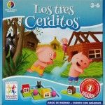 Los tres cerditos, de Smart Games