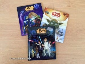 Cuentos infantiles Star Wars