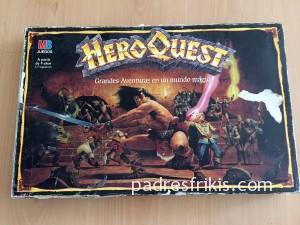Caja de HeroQuest