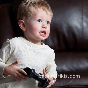 niños y videojuegos