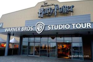 studios warner harry potter