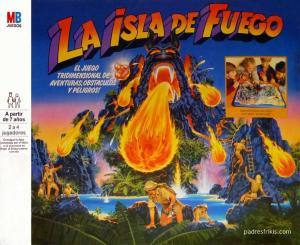 La isla de fuego