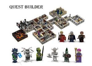 LEGO Quest Builder