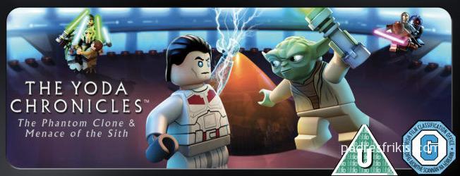 LEGO Star Wars - Las crónicas de Yoda