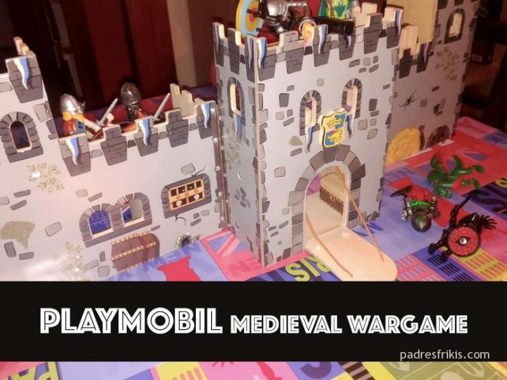 playmobil medieval wargame
