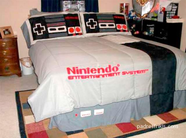 Sábanas Nintendo NES