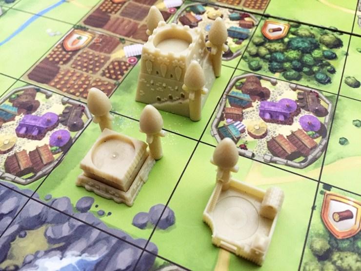 Castillos de Bunny Kingdom