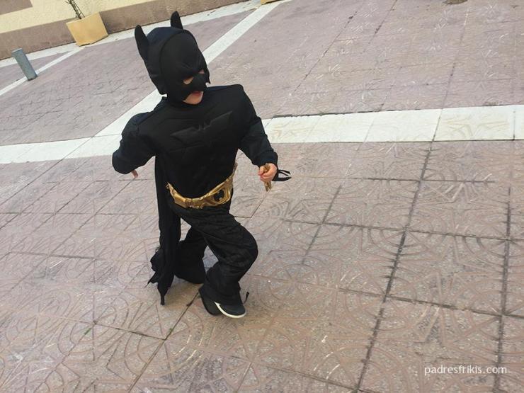 Disfraz infantil de Batman