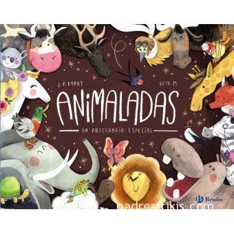 Animaladas, cuento para aprender abecedario