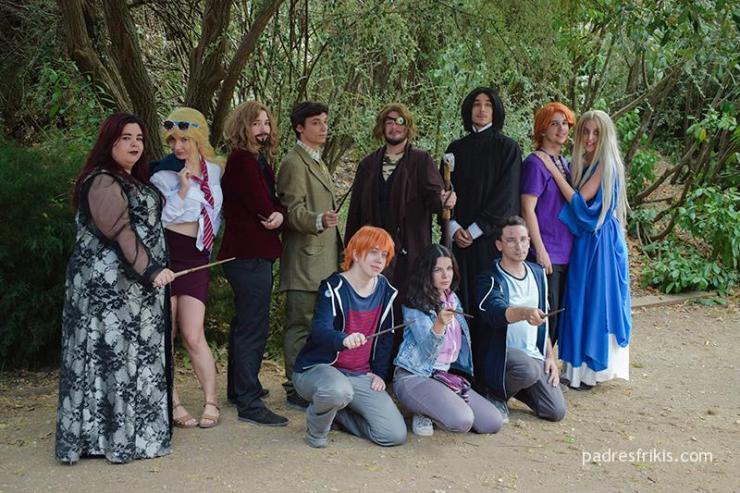 Campamento Mágico de Harry Potter en Madrid