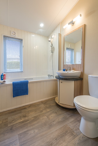 Willerby Clearwater Lodge Bathroom