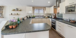 Willerby Clearwater Lodge Kitchen