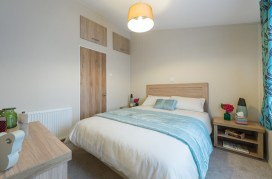Willerby Clearwater Lodge Master Bedroom