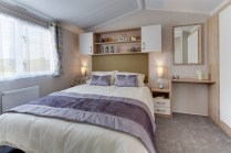 Willerby Sierra Master Bedroom