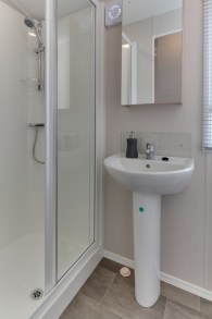 Willerby Sierra Shower