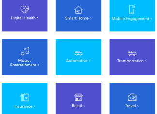 A graphic of all services offered by Neura