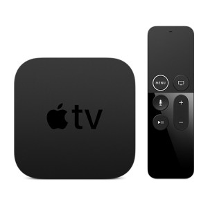 A promotional image for Apple TV 4K