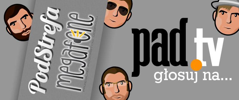 PADcast_Megafone&Podstrefa