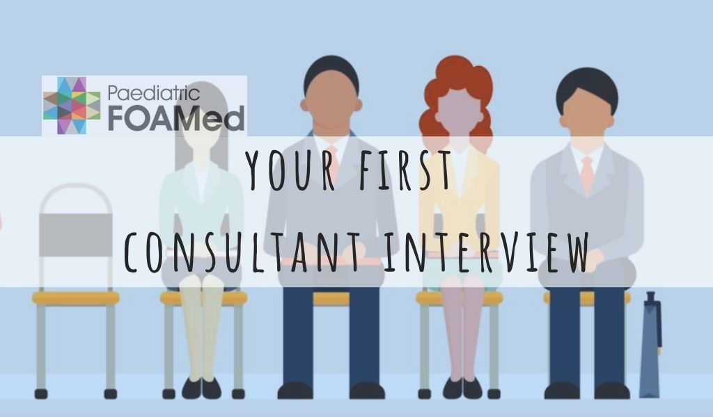 Preparing for your first Consultant job interview