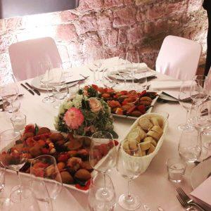 Hochzeit Spanisches Catering