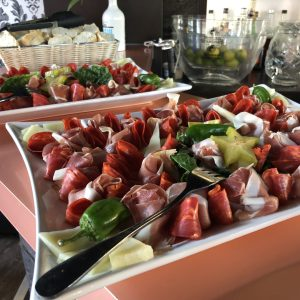 Jamon Serrano Platte Recipe Bar Frankfurt