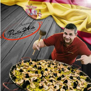 Paella Live Cooking Claudio