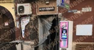 Carinola – Ladri in azione in una frazione del comune, svaligiato il tabacchi