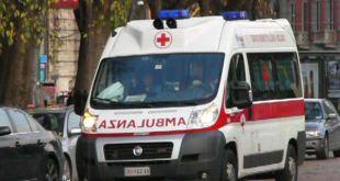 Raviscanina – Cade e si rompe il setto nasale, 60enne al pronto soccorso