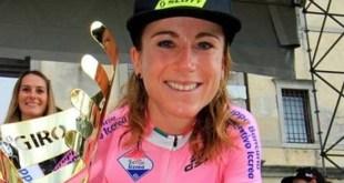 Piedimonte Matese / Maddaloni – Polso spezzato per la maglia rosa del Giro d'Italia donne. Le cure dei medici del Matese