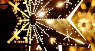 """Castelforte – Gli """"amici del Trattore""""  e """"Arcadia Castelforte"""", donano le luci di Natale per le parrocchie"""