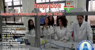 Sparanise – Al Foscolo parte il liceo biomedico, sabato mattina l'inaugurazione