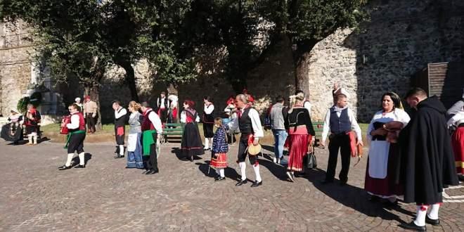 Juvecaserta Calendario.Sessa Aurunca La Federazione Italiana Tradizioni Popolari