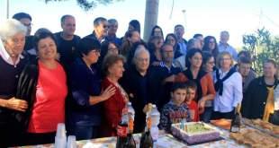 Sessa Aurunca – Anche Fontanaradina piange la morte di Don Cosma, il paese in cui il sacerdote celebrava la Messa Domenicale