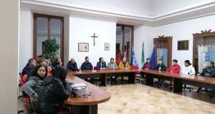 Pietramelara – Gli auguri dell'amministrazione comunale agli Angeli Custodi del territorio